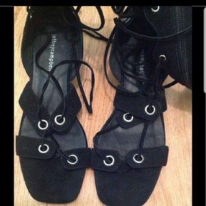 Jeffrey Campbell Shoes - Flash sale!!! Jeffrey Campbell Bryndis Gladiators